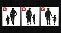 心理(性格判断)テスト。  誘拐犯は誰だと思いますか?  解答結果は後日記載します。
