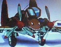 この乗り物の飛行機の名前は何ですか?