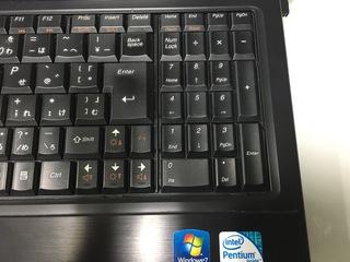 使え ノート パソコン ない テンキー