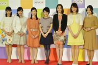 NHKで、好きな女子アナウンサーと、お天気お姉さんを教えて下さい!  僕がNHKで好きな女子アナだと、井上あさひ、森花子、鎌倉千秋、合原明子アナ。 お天気キャスターだと、酒井千佳、菊地真衣、長身の三宅惇子キャスター。
