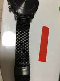 ポールスミス時計このタイプのベルトの縮め方教えてください。