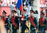 ロシア軍服について、ロシアの軍事パレードに参加しているこちらの方々の所属部隊は大統領連隊でまちがいないでしょうか?しかし、大統領連隊と検索すると別の制服が出て来るので質問しました。 回答お願いします。