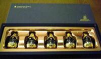 インターコンチネンタルホテルのウィスキーボンボン?チョコレートボンボン?っていくらしますか?