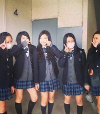 これはどこの高校の制服ですか? 多分大阪府です。