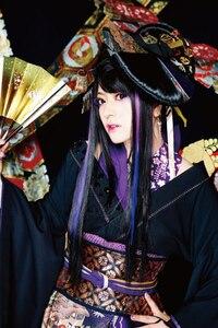 和楽器バンドのボーカルの鈴華ゆう子さん 素直にかわいくないですか?