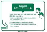 都民ファーストこいけさん の たばこ政策は東京都民に受け入れられますか 受け入れられないですか? おしえてください。
