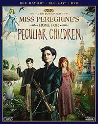 ミス・ペレグリンと奇妙なこどもたち はいまいちですか