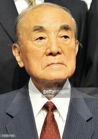 中曽根康弘元首相 (99歳)  昭和の妖怪ですか?