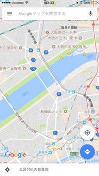 淀川でシジミが採れる干潟は写真ではどこにありますか?   阪急十三から梅田の間の橋の東側は聞いたことがありますが地図のどの辺なのでしょうか?  星マークを書いておきました。