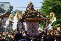 こちら葛飾区亀有公園前派出所の両津勘吉は浅草三社祭で神輿ジャックしたこともあるのですか?