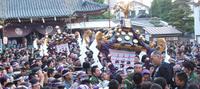 浅草三社祭の三社とは、こちら葛飾区亀有公園前派出所のトン・チン・カン(両津勘吉)の三者のことを指すのですか?