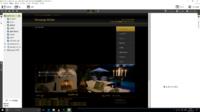 ホームページビルダー20 SPでホームページ作成しています。 今回作成しているなかで、サイトナビゲーション(目次みたいなもの)それをヨコ方向からタテ方向に変更してその空いた横に文字や写真をはめ込みたいので...