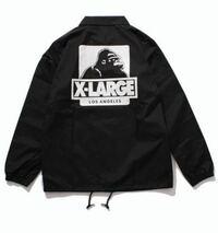男子大学生です。このコーチジャケットはどう思いますか?X-LARGE ストリート ファッション コーディネート
