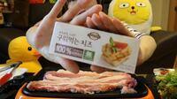 これはなんの種類のチーズですか? よく韓国の人が焼いて食べるチーズです