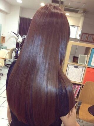 方法 サラサラ に 髪の毛 を する