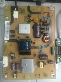 シャープ lc-24k9 という液晶テレビですが パワーランプが赤く点滅したまま 映像が出ません  調べてみた所どうやら電源基板がいかれてるととのことかと…   どの部品を替えると直るとか もし知ってる方いらっしゃ...