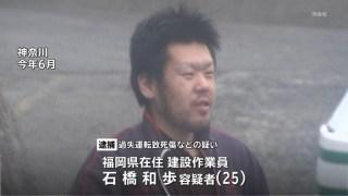 東名高速道路事故の石橋和歩さんって、建設作業員として 東京オリンピック関連施設の建設に汗を流し...