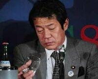 がんばれ日本一~~がんばれ、がんばれ、大丈夫!  中川昭一が、G7泥酔会見の後の帰宅時に 妻の中川郁子が、玄関先で叫んでいた言葉です。 ①一体何が「日本一」で ②何を「がんばれ」と言っているのでしょうか? ③又、「大丈夫」とは、何が「大丈夫」だったのですか?  https://www.youtube.com/watch?v=O3uR19Td8i0 【動画】中川大臣を励ます奥さ...