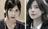 写真 左側が日本の女優 松岡茉優さん 写真 右側が韓国の女優 イ・ボヨンさん  この2人、顔がよく似てると思いませんか? 今までに松岡茉優さんとイ・ボヨンさんの顔が似てると思った人、いませんか?