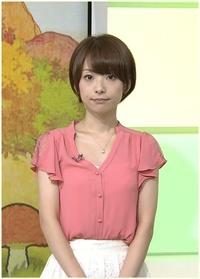 ★画像の奈良岡希美子(日テレお天気キャスター)って橋本奈々実にどのくらい似てますか?☆何%ぐらい似ているか教えて下さい