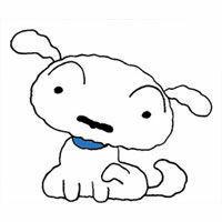 クレヨンしんちゃんの飼い犬「シロ」は、元の名前は「ワタアメ」だったのですか?