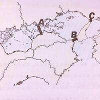 中国四国にかかる橋でbとcの橋の名称を教えてください!