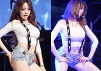 韓国アイドルのバンビーノのウンソルちゃんのセクシー過ぎるダンス!スタイル良いしたまりません!どう思いますか?