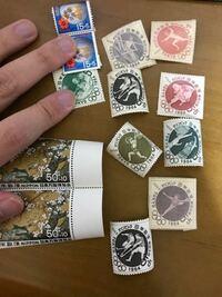 古切手について、 今、手元に古切手があるのですが、5+5や、15+5など、+の記号があります。  これらは現在も使えるのでしょう?  ご回答お待ちしてます。