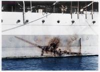 敵の軍艦の側面に完璧に特攻してもこの程度のダメージしか与えられないんですか?
