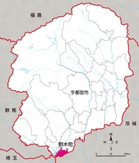 赤津村 (栃木県)