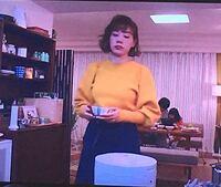 2018.1.26に放送されたホリデイラブ のドラマにて仲里依紗さんが衣装で着られていた、イエローのパワーショルダーニットのブランド名がわかる方わかる方おられますでしょうか?