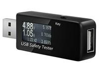 usb2.0の「USB tester」を変換アダプタ(変換コネクター)経由で、 タイプcのUSBに接続して電圧と電流をモニターできますか? USB電流電圧テスター チェッカー 3-30V/0-5.1A 急速充電など対応↓↓↓