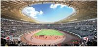2020年オリンピック開会式を明日に控えた新国立競技場。関係者が最後の点検をしていて「しまった○○○」が足りない!!さて何が足りなかったら大騒ぎになると思いますか?一点だけ挙げて下さい。 ※オリンピックをないがしろにしている訳ではありませんのでご理解を※