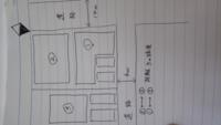 新築戸建て①を購入しましたが、少し後悔しています。 南側の家②と東側の家③が建つ予定で日当たり悪い家になりそうです。。 ②の家は駐車場スペースがあるのでどんな形の家になるかわかりませんが。  図面のような状態だと日当たり特に午前中??は悪いですよね? そのような場合、リビングを明るくする方法はありますか?(2階リビングは考えてません) 厳しい意見はお控えください。