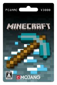 Minecraft Java版のプリペイドカードは ベスト電器かGEOに売ってますか?