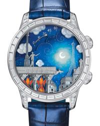 この腕時計のメーカーと製品名はなんですか?