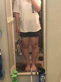 中学生です。身長162cm体重58kgと太っています。足が特に太く夏までには痩せたいです。(水着を着るので)今までに間食をせず、筋トレするなどやってきました。ですがどうしても痩せれません。食事制限は量を少し...