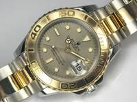 ロレックス ヨットマスター  レディース  こんな時計を付けている女性の印象ってどんな感じですか。  ①休日編、カジュアルスタイル  ②平日、オフィス編