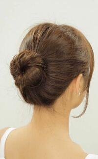 このお団子をするには最低どのくらいの髪の長さが必要ですか?