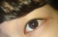 目の色でパーソナルカラーがわかるらしいのですが、春夏秋冬のどれに見えますか?