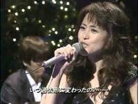 松田聖子さん  松任谷由実さんの旦那さん 松任谷正隆さんのピアノ弾き語り で歌う松田聖子は間違いなく 一流スターですよね?