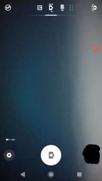 最近カメラアプリを起動すると、 画面の右横にSDカードにビックリマークがついたような物が表示されます。 スマホを再起動したり、 SDカードの認識を解除すると一時的に消えますが、 またす ぐ表示されてしま...