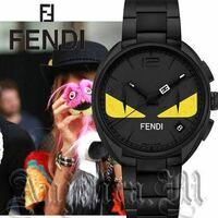 大学生FENDIの腕時計 大学生の男でFENDIのbugsの時計(写真)をつけてたら時計につけられてる(服に着られる的な)感じになってダサいですか?ちなみに、ファッション自体にそこまで興味はないのですが、オシャレに見...
