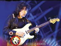 リッチー・ブラックモアのギターシンセ(赤丸で囲ったものです。)の音がよく分かるアルバムかDVDってありますか?