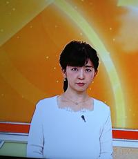 松尾由美子アナが結婚、ビックリしましたか!