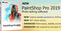 PaintShop Pro 2019っていうソフト使った事ある方教えて下さい。 Corel社の画像編集ソフトなんですが、このソフト画像編集ソフトであるというのに、illustrator形式AIファイルのインポート・エクスポートに対応しています。 そこで質問なんですが、完全互換なんて無理だという事は当然理解していますが、ビットマップソフトであるのにAIエクスポート出来るというのがどんな事にな...