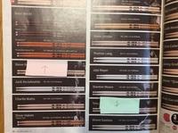 ViC FiRTHでデイヴ・ウェックルとシェーン・ガラースのシグネチャーモデルスティックがあるのですが、どちらがお勧めですか?