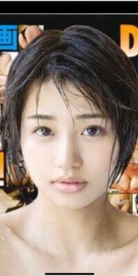 この女優誰ですか? お願いします。