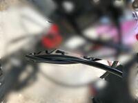 ブレーキワイヤーとシフトワイヤーが絡まっているのですが絡まることで危険性があったりしますか?