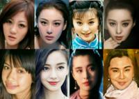 中国の女優も美容整形依存が深刻ですか?